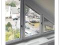 Dreiecksfenster, Giebelfenster, Dachgeschoßfenster, Dachgaubenfenster