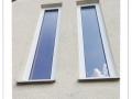 Giebelfenster, Flurfenster, einflügelige Fenster