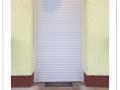 Rollladen-Tür