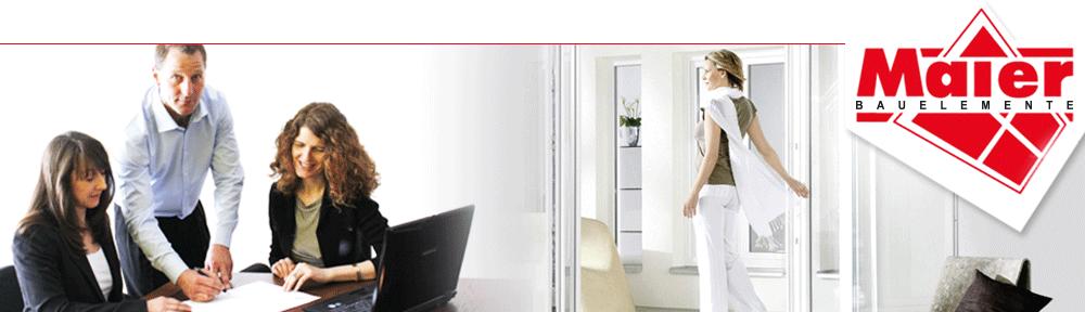 Maier-Bauelemente - Ihr zuverlässiger Handwerker in München und Umgebung – für alles rund um Ihre Immobilie.